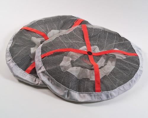 cadena nieve hielo textil tela autosock original med 56 y 57
