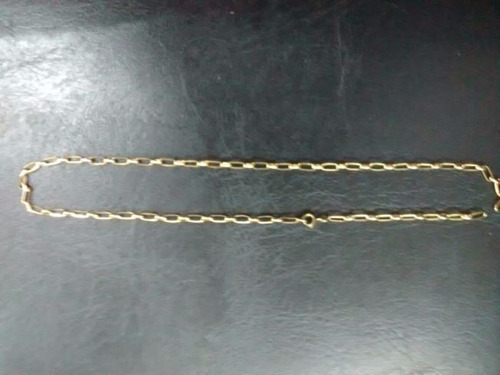 cadena oro 18 k (6 grs.)