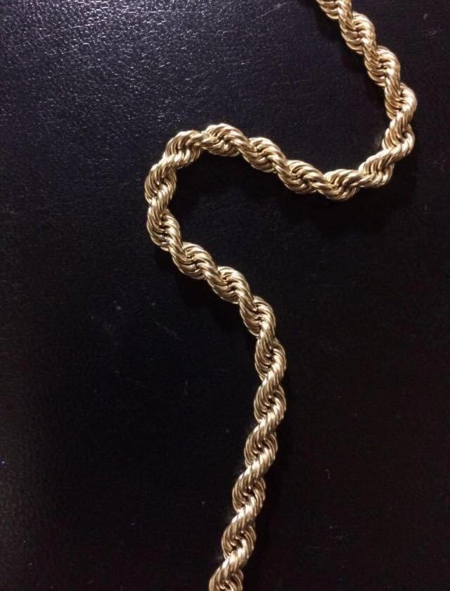 bfd05c185db2 cadena oro 18 kilates tourbillon de 14 gramos nueva hermosa! Cargando zoom.