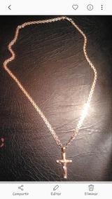 4652495e9c86 Cadena De Oro Tejido Chino 18k Italy - Joyería y Bisutería Collares Oro en  Mercado Libre Venezuela