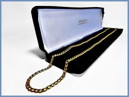 cadena oro amarillo solido 10k mod. barbada de 4mm 8grs acc