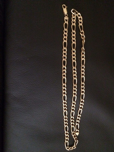 cadena oro italiano 18k (750) tejido cartier 24 gramos