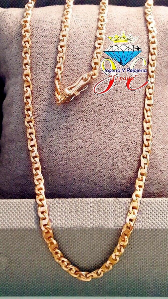 cba237f05969 cadena oro legitimo 18k gucci cc50 hombre jespaña. Cargando zoom.