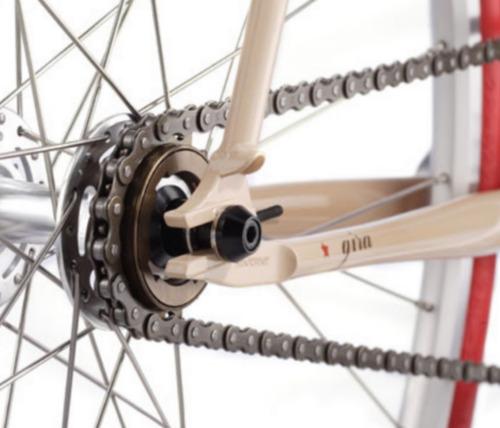 cadena para bicicleta sin cambio 1 velocidad playera paseo