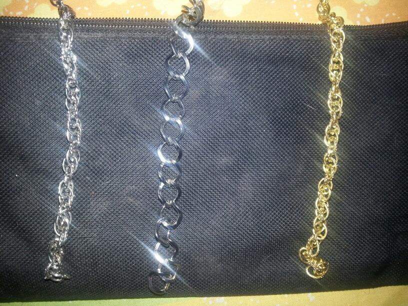 7d80fe2f52d8 cadena para bisuteria o bolsos 5 metros. Cargando zoom.