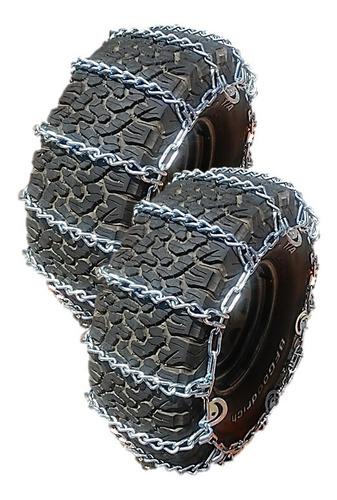 cadena para llanta 4x4 rin 16/7mm para lluvia y barro