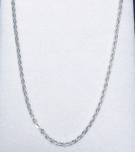 cadena pequeña de plata damas, bebes, 2,7gr 45cm 5