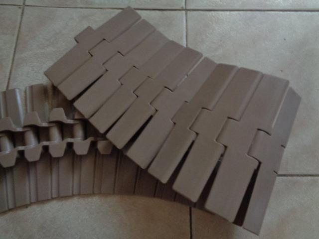 table top. Cadena Plast Table Top Rexnord 882 Tab 7.5 Curva Nueva