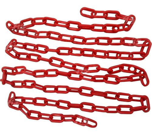 cadena plastica 1177r de señalizacion alta resistencia