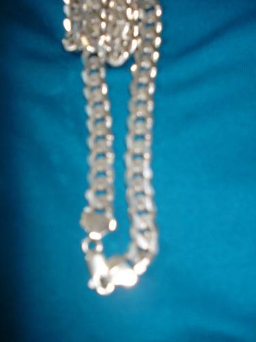 cadena plata 925 italiana- largo 50 cms, peso 48,52 grs