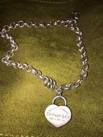 5e805030ee68 Brazalete Tiffany Corazones en Mercado Libre Argentina