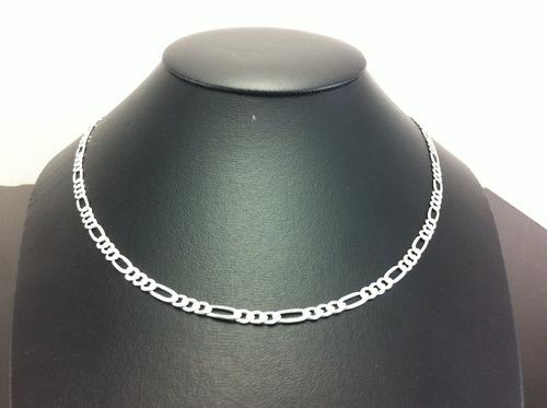cadena plata 925 tejido cartier 7grs55cmx3mm c27 taxco