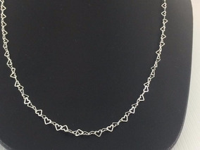 27cc5f54e34f Cadena Plata - Collares y Cadenas Plata Sin Piedras en Mercado Libre México