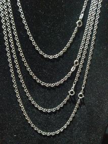6a721677c347 Cadena Plata Mujer - Collares y Cadenas de Plata Sin Piedras en RM ...