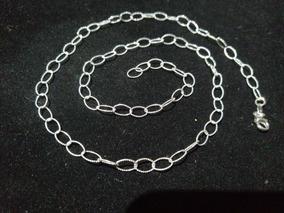 478819ccc181 Cadena Plata 50 Cms - Joyería Collares y Cadenas en Mercado Libre Chile