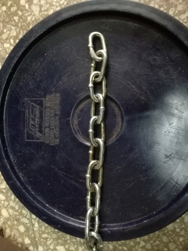 cadena sincada nª50  balde por 25kg
