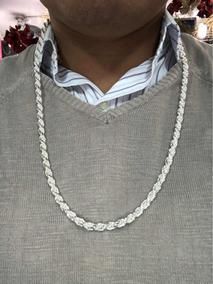 c5e092380d82 Cadena De Plata 100 Gramos - Collares y Cadenas Plata Sin Piedras en  Mercado Libre México