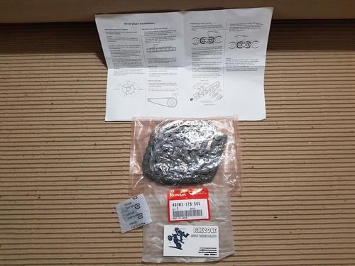cadena transmisión original honda econo c90 dax st ct 70 jpn