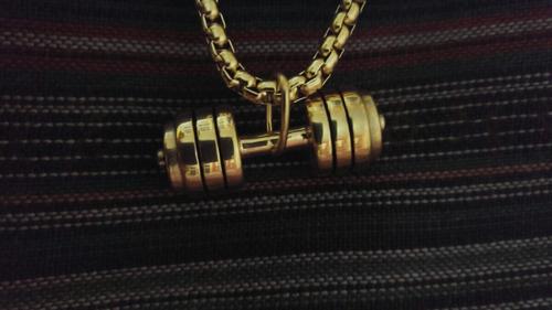 cadena y dije de mancuerna