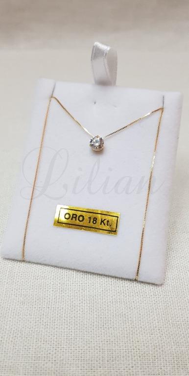 cfe0ca356619 Cadena Y Dije Susanito. Oro 18 Kts. Garantia! -   4.390