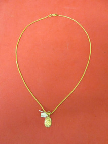 d05fbcaaa765 Oro 750 Italy - Collares y Cadenas Oro en Mercado Libre México