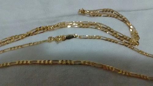 cadenas cartier hombre  oro 14