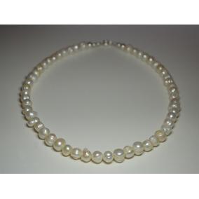 c7762f25f3f1 Collar De Perlas De Carei - Joyas y Bijouterie en Mercado Libre ...