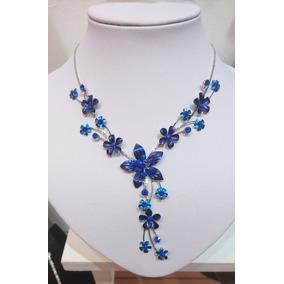 28671604aba3 9 vendidos - Capital Federal · Conjunto Importado Con Cristalitos Azul
