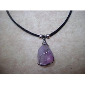 a826e0e0f532 Collar Piedra Amatista - Joyas y Bijouterie en Mercado Libre Argentina
