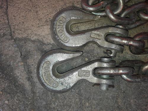 cadenas de carga