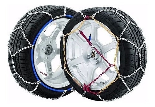 cadenas de nieve y barro 16mm hilux 265/60-18 cod265 - nolin