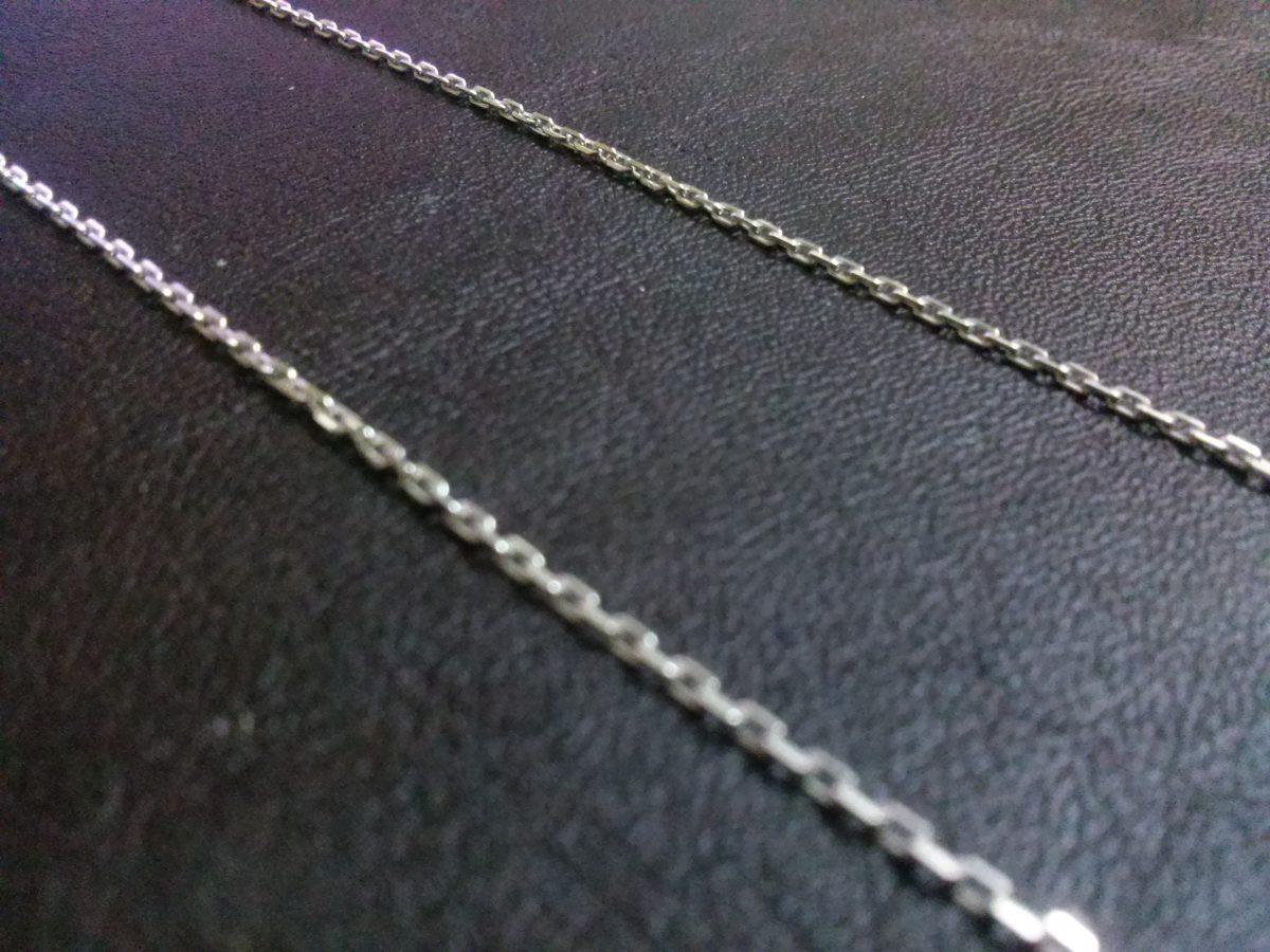 789d26e210f8 cadenas de plata finas y delicadas. Cargando zoom.