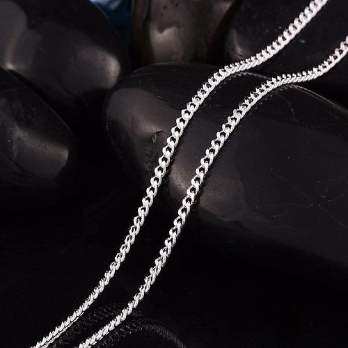 cadenas de plata ley 925 45 cm