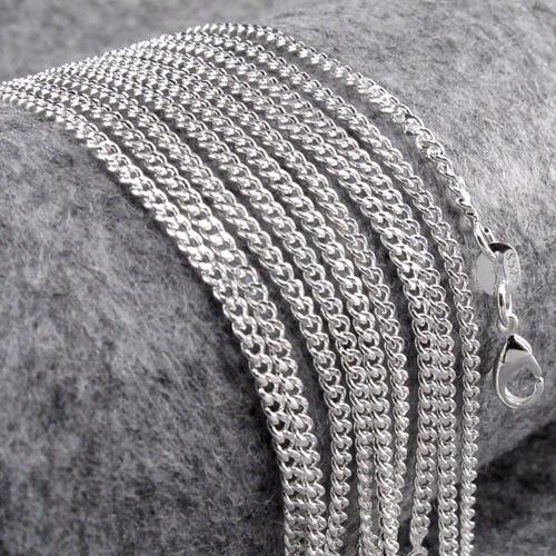 cadenas de plata ley 925 56 cm