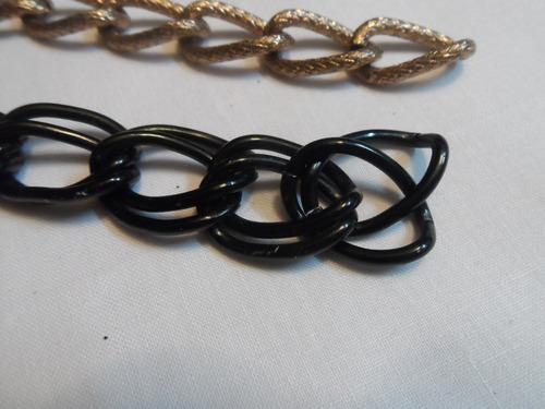 cadenas decorativas  por metro
