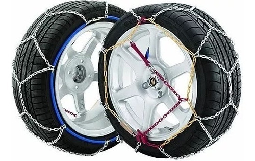 cadenas nieve barro 12mm auto rodado 14 15 16 (cd 90)