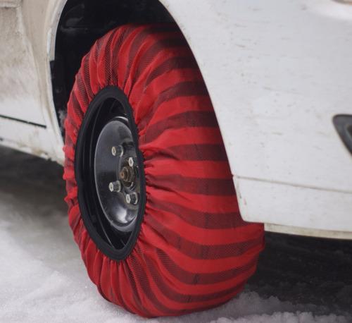 cadenas nieve hielo textiles isse classic grandes 66/70/74