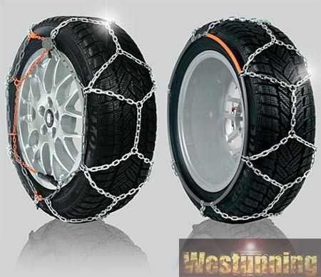 cadenas para nieve para auto