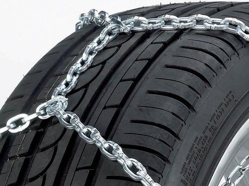 cadenas para nieve y barro 12mm  rodado 13 14 15 16 17 auto
