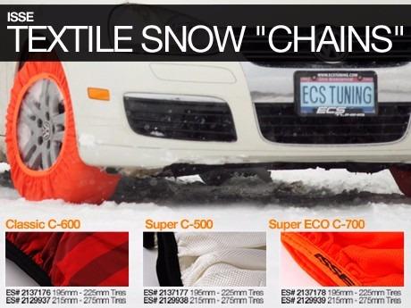 cadenas para nieve,hielo tela españa x2 camioneta antidesliz