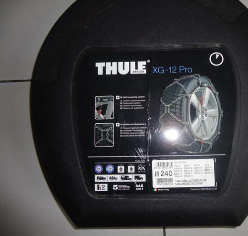 cadenas thule xg-12-pro