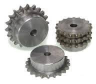 cadenas y piñones industriales todas las series