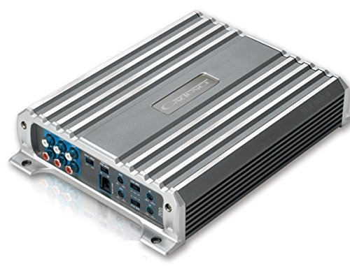 cadence sqa500.4 125 watt x 4 at 2 ohms amplificador...