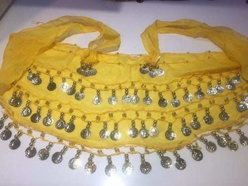 caderines danza árabe nena