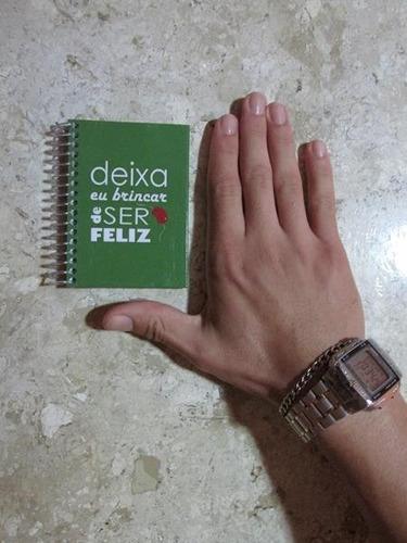 caderneta / bloquinho - lembrancinhas, brindes, formatura