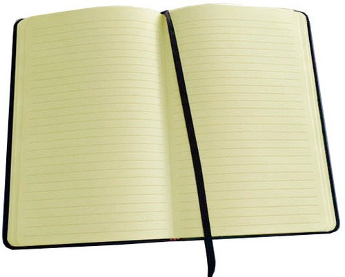 caderneta tipo moleskine bloco anotações pauta 9x14 preto