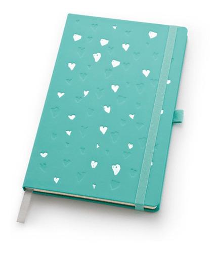 caderno bullet journal pontilhado papertalk maxi romantic ve