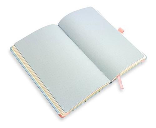 caderno bullet journal pontilhado papertalk ultra la bela -