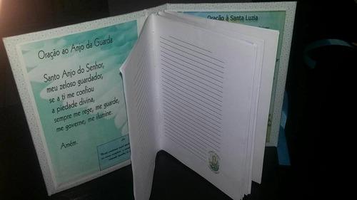 caderno de orações