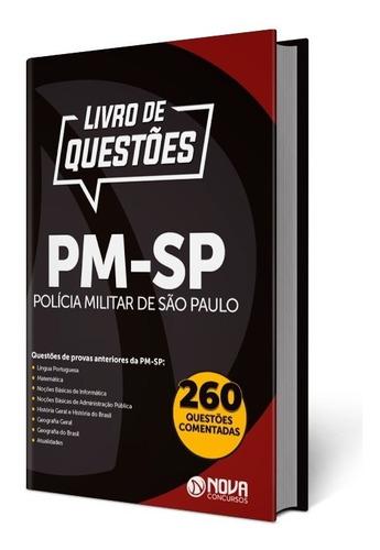 caderno de questões pm sp - polícia militar de são paulo